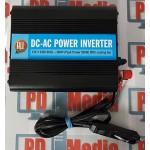 Invertor auto, Convertor Dc/ac 12v 230v 300w (maxim 600 w) All Ride Noi