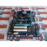 Kit Placa de baza GIGABYTE GA-H61M-S2PV Socket 1155 Intel ,2 x DDR3 + Procesor i5-2400 6M Cache, 3.10 GHz