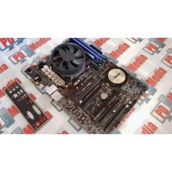 Kit Placa de baza ASUS H97-PRO cu Procesor G3240 si RAM 8GB DDR3 1600MHz + Cooler