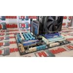 Kit Placa de baza GIGABYTE GA-X58A-UD7 cu Procesor i7 990x si RAM 8GB DDR3 1600MHz + Cooler Corsair