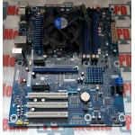 Kit Placa de baza Intel DZ77SL50K Z77 DDR3-1600 2xSATA3 HDMI RAID GBLAN ATX + Procesor i3 3240 + Cooler