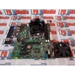 Kit Placa de baza Dell MIH61R-MB LGA1155 Intel H61 HDMI Max. 8GB DDR3 + Procesor i5-2300 3.10 GHz