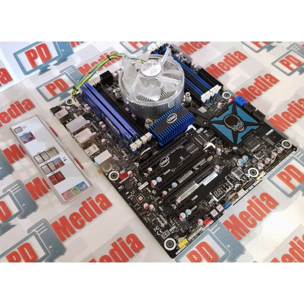 Kit Placa de baza Intel DX79TO cu Procesor i7 3930k si RAM 8GB DDR3 1600MHz + Cooler