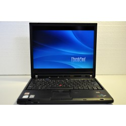 Laptop Lenovo Thinkpad T60 T2300 1.66GHz RAM 2 GB HDD 160 GB 14""