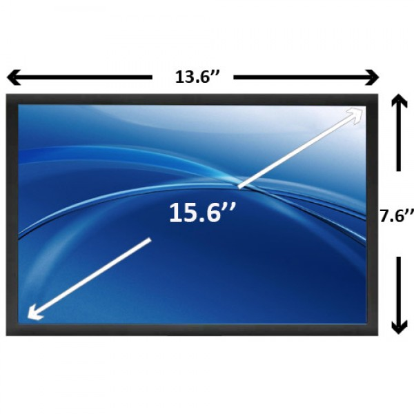 Display laptop 15.6 LCD B156XW02 V.2 WideScreen WXGA 1366x768 HD