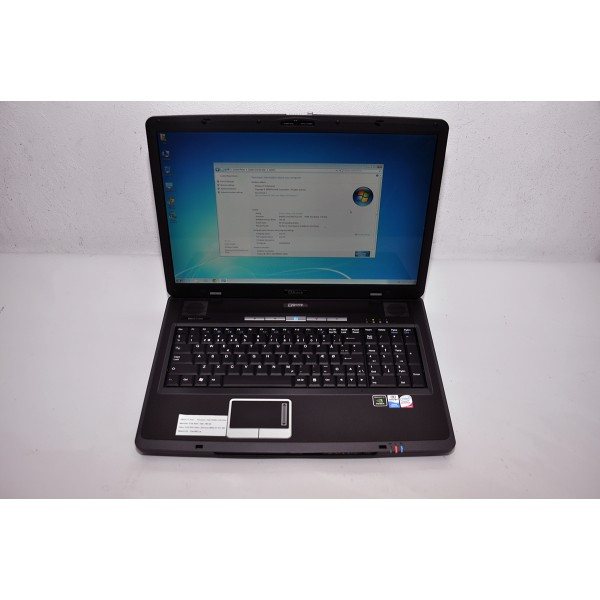 "Laptop ABook 17"" Core 2 Duo T9300 2.5GHz 2GB DDR2 160GB DVD-RW"