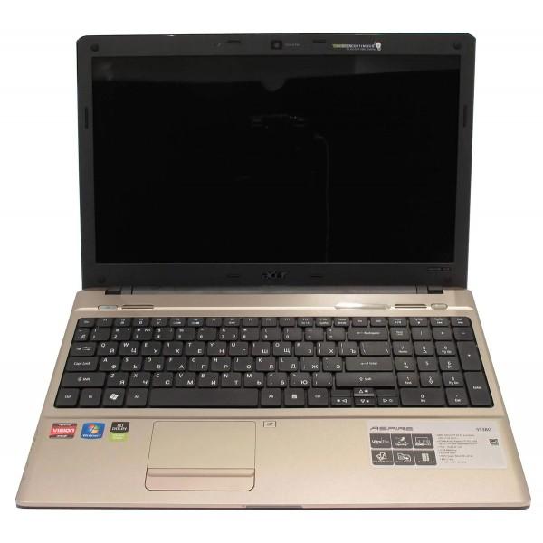 Laptop Acer 5538 AMD X2 L310 RAM 4GB SSD 128GB DVD WebCam HDMI