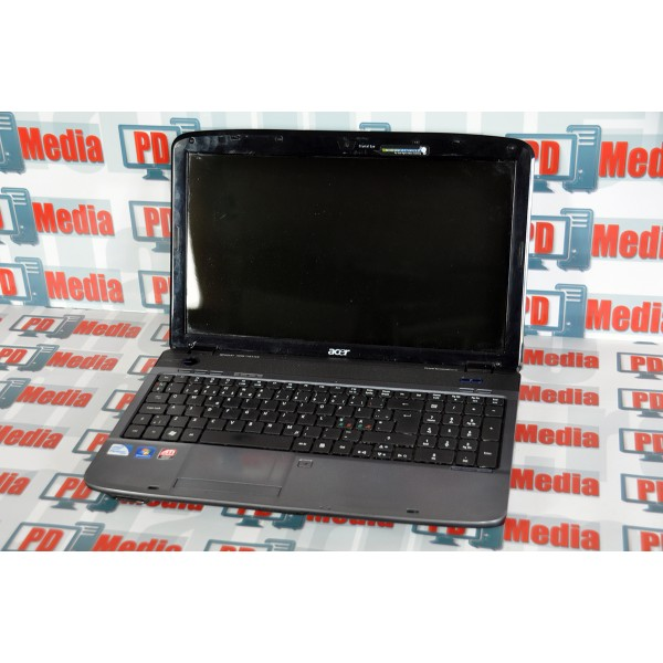 Laptop Acer 5738/5338 15.6 Inch Dual Core T4300 2.10GHz RAM 4GB HDD 160 GB HDMI Video Dedicat ATI HD 4500