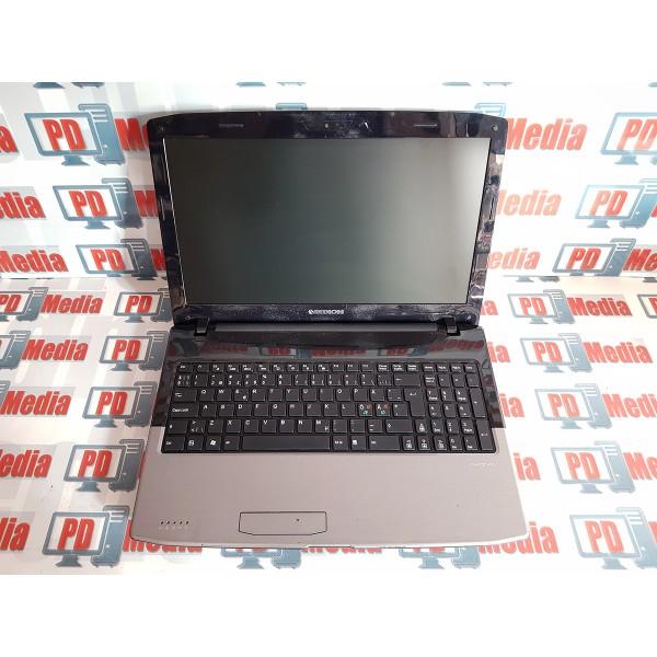 "Laptop Akoya 15.6"" Intel Core i3-2310M 2.10GHz 4GB 320GB Intel HD 3000"