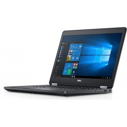 Laptop Dell i5-6300U 2.4GHz 4GB RAM SSD 128GB WebCam Bat OK