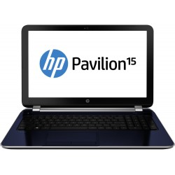 Laptop HP Pavilion 15 AMD Quad-Core A4-5000M 4GB RAM HDD 320GB 15.6 INCH HDMI WebCam
