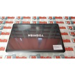 "Laptop Toshiba Procesor Core 2 Duo T6750 2.1 GHz 4GB DDR3 128GB SSD 17.3"" WebCam HDMI L550"