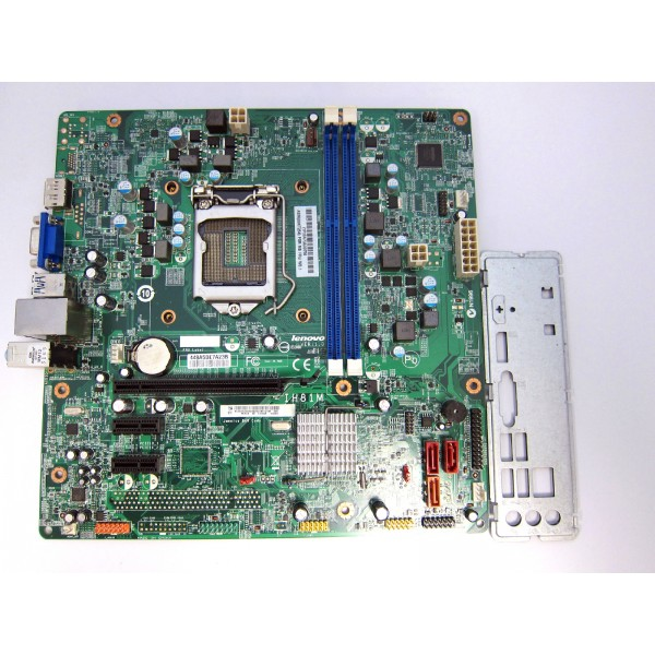 Placa de baza Socket 1150 Lenovo IH81M 2xDDR3 3X3 PCI/PCIe Small Form Factor VGA, Display Port