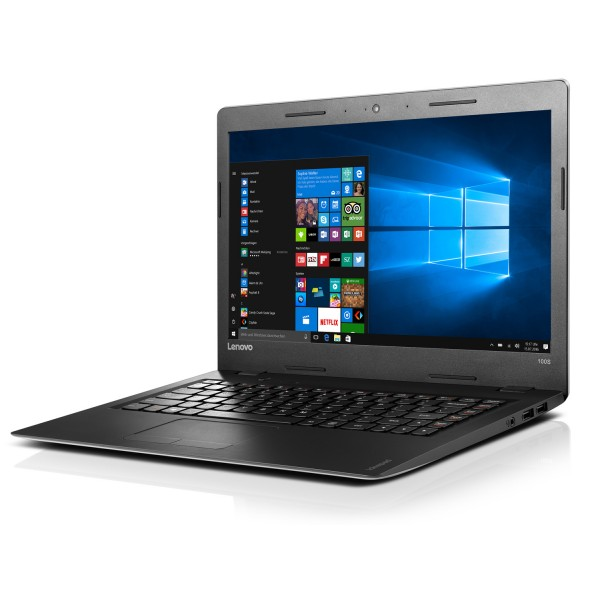 "Lenovo Ideapad Intel N3060 1.6 GHz RAM 4GB SSD 32GB HDMI USB 3.0 14"" HD LED 100S-14IBR"