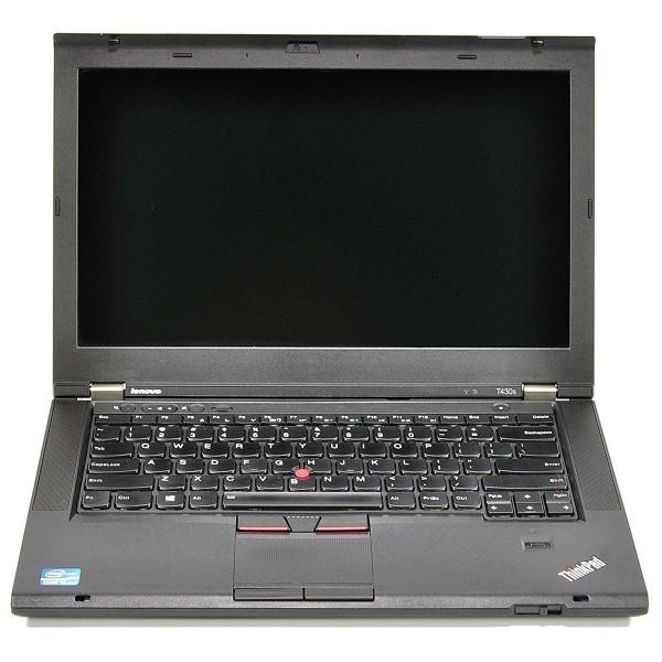 "Laptop Lenovo T430i Intel i3-3110 2.40 GHz RAM 4GB HDD 320GB USB 3.0 DVD-RW 14.1"""
