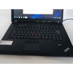 Laptop Lenovo T500 Procesor Core2Duo 2.26 GHz 4 GB RAM 250 GB HDD Display 15.4 Inch