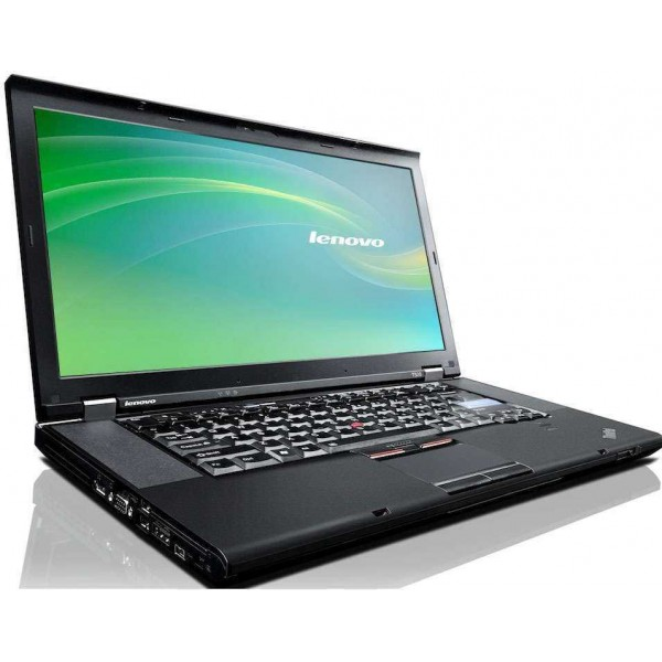 Laptop Lenovo T520 Intel i5-2430M 2.40GHz RAM 4GB HDD 320 GB Display Port DVD RW Web Cam 15.6 Inch