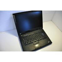 "Laptop second hand Lenovo ThinkPad R61 Intel Core 2 Duo 2.4 GHz 15.4"" 2 GB RAM 60 GB HDD WI-FI"