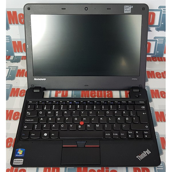 "Laptop Lenovo X121e Procesor AMD E-300 2GB HDD 160 GB 11.6"" Webcam Wi-fi"