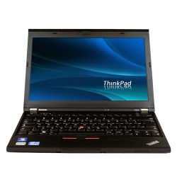 "Laptop Lenovo X230 i5-3320M 4GB HDD 320GB 12"" Wi-fi"