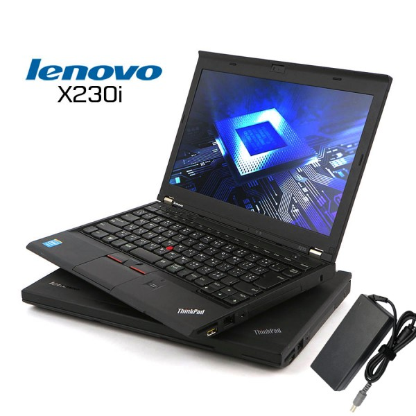 "Laptop LENOVO x230i, Intel Core i3-3110M 4GB DDR3, 320GB Baterie OK 12"" Wi-fi"