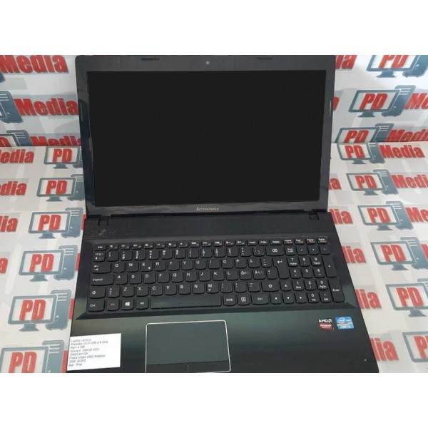 Laptop Lenovo i3-3110M 2.4 Ghz 4GB Ram 256Gb SSD Placa Video AMD 2GB