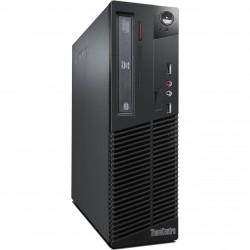 Calculator Lenovo m72e Procesor G530 2.40 GHz 4 GB DDR3 HDD 250 GB DVD Rom