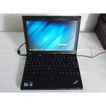 Laptop Lenovo x200 Core2Duo P8600 2.4 GHz Memorie DDR3 4GB HDD 160GB 12.1 Inch
