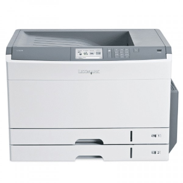 Imprimante laser second hand A3 Lexmark C925 Color 30ppm Duplex Retea