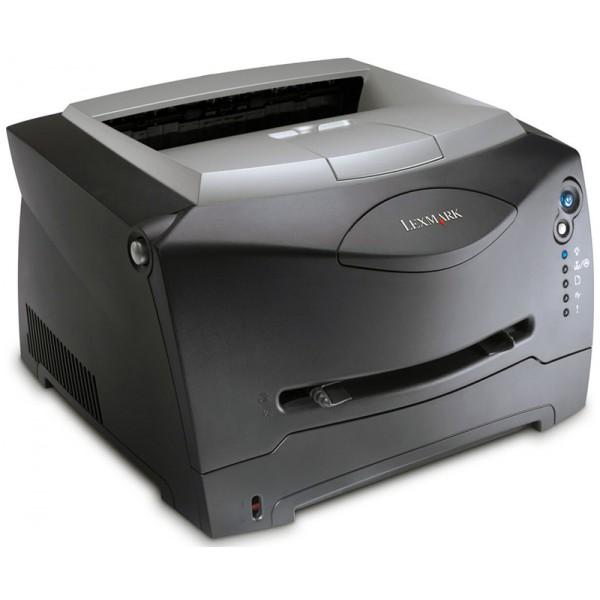 Imprimante laser second hand Lexmark E332N 27ppm Retea