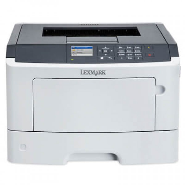 Imprimante laser second hand Monocrom Lexmark MS510dn 42ppm Duplex Retea