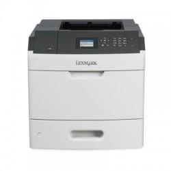 Imprimanta laser second hand Lexmark MS812dn 66ppm Duplex Retea Garantie