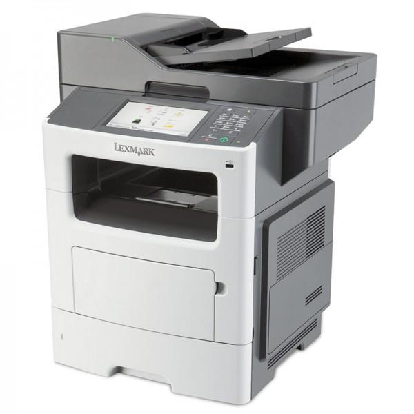 Imprimante laser second hand Lexmark MX611de 47 Ppm Duplex Retea