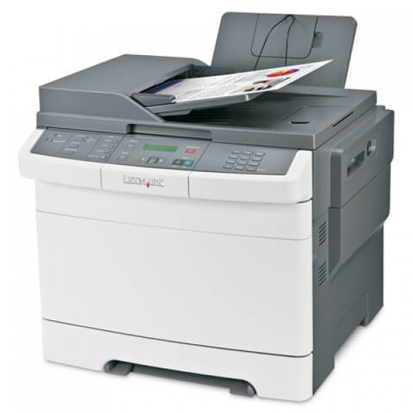 Imprimanta laser second hand Color Lexmark X544 23ppm Garantie