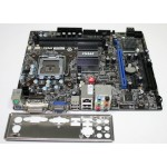 Placa de baza MSI G41M-S03 2xDDR3 socket 775 4 x SATA II, 1xPCI-E, DVI, VGA