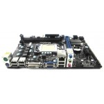 Placa de baza 1155 Suporta Procesoare Gen 2,3  DDR3 SATAII PCI-EXPRESS DVI VGA MICRO-ATX MSI H61M-P31/W8