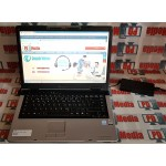 "Laptop 15.4"" Intel Dual Core T2330 1.60 GHz 2GB RAM 160 GB HDD WiFi DVD-RW Medion-MIM2320 Grad B"