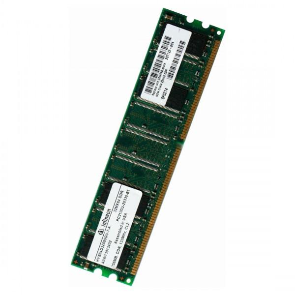 Memorie  Infineon HYS64D64300HU-5-B 512 MB DDR1 PC3200U 400 Mhz