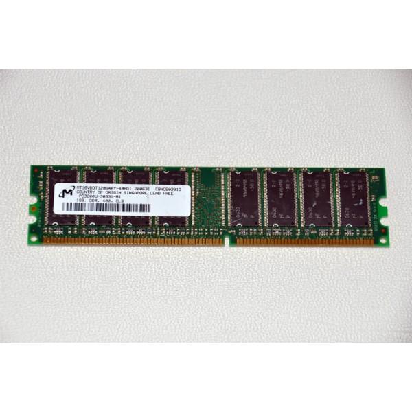 Memorie Calculator DDR1 1 GB Micron PC3200 400 MHz