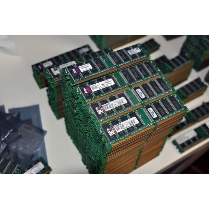 memorie ram 1gb ddr1 400mhz pc3200 testate ok