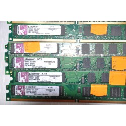 Kit Memorie Ram 2 GB 2x1GB 800 MHz