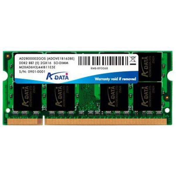 Memorie Laptop Adata DDR2 2 GB 667 MHz PC 5300