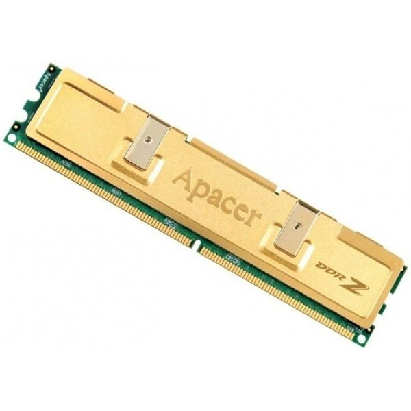 Memorie RAM Second Hand 2x2GB DDR2 Apacer 800MHz PC6400