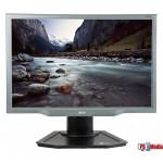 """Monitor Acer negru-argintiu 22 """" 5ms LCD cu suport HDCP Difuzoare încorporate Grad A"""