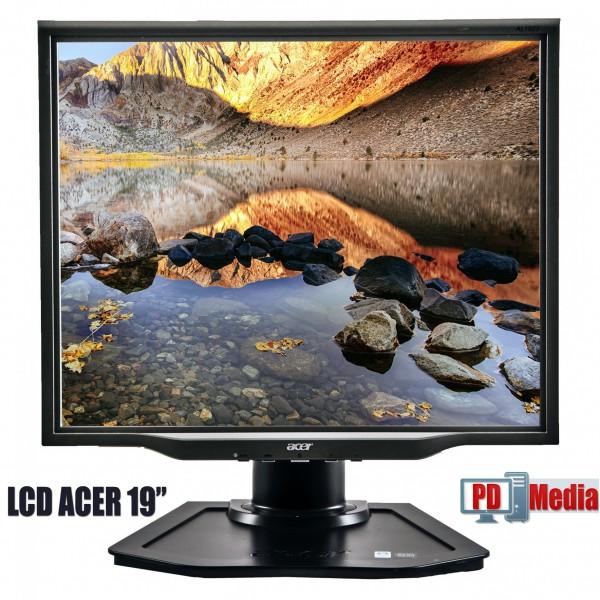 Monitor Acer AL1923 LCD 1280 x 1024 DVI, VGA 8ms Grad A
