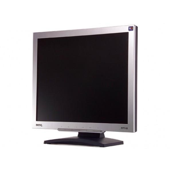 "Monitor LCD BENQ FP71G FlatScreen 17"" Rezolutie Nativa 1280 x 1024  Grad A"