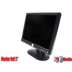 """Monitor Dell LCD 17"""" 1280 x 1024 VGA 75Hz 16ms Grad A"""