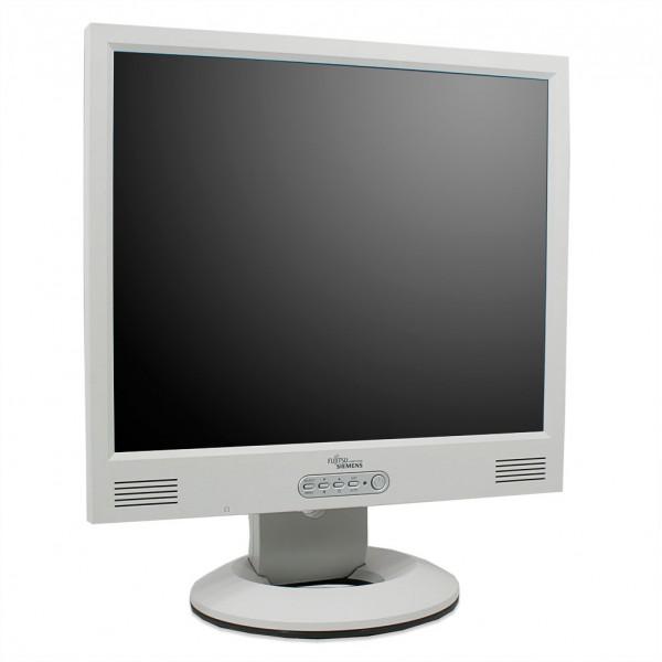 "Monitor LCD 20"" Inch Fujitsu Siemens Grad C"