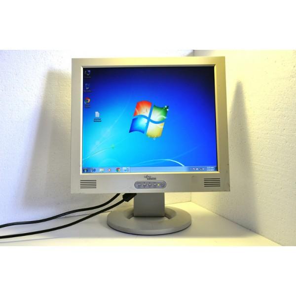 "Oferta Monitor LCD 17"" Fujitsu Siemens Grad B C005"
