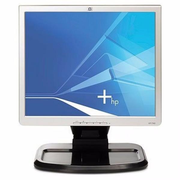 """Monitor HP 17"""" inch Grad A"""